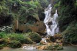 Kouangxi Waterfall, Luang Prabang