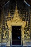 Wat Xieng Thong, main Sim entrance
