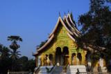Haw Pha Bang, on the grounds of the Royal Palace, Luang Prabang