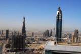 Burj Dubai, DIFC, Rose Rotana Tower Hotel