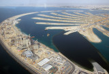 The Palm Jumeirah, Jebel Ali and Deira