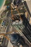 Dubai Marina Construction