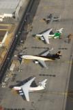Cargo Apron, Dubai Internatioal Airport