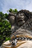 Temple guardian, Tanah Lot