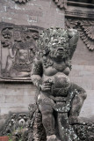 Guardian of the gates to Bali Museum
