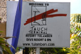 Tauch Terminal Resort, Tulamben, Bali, is a good choice