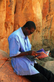 Sori, the local guide we picked up in Mopti