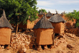 Village on the Dogon Plateau