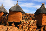 Village on the Dogon Plateau