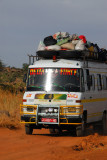Delta Force bus, Dogon Country