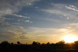 Sunset, Dogon Country, Mali