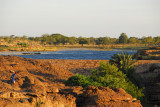 The pond at Daga-Tereli