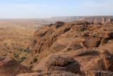 The Bandiagara Escarpment, Dogon Country, Mali