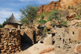 Dogon village of Tereli, Mali