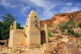 Just about every Dogon village has a mosque although the Dogon tend to not be Muslim
