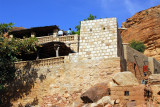 Our first stop, the main hotel-restaurant of the Dogon village of Tereli