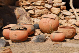 Dogon pottery, Terely