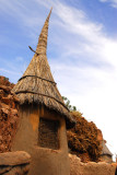 Dogon granary, Tereli