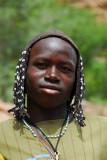 Another teenage Dogon boy, Abel Saye, from Tereli