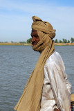 Man in turban, Mopti