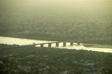 Bridge to Omdurman, Sudan, on the west bank of the Nile