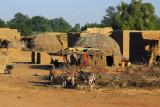 Village in Central Mali
