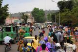 Busy Avenue Al Qoods, Bamako, Mali