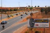 Route de Ségou, Bamako, Mali