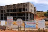 Construction project, Rectorat of the University of Bamako, Mali