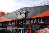 Azar Libre Service, a large Lebanese supermarket, Ave. Al Qoods, Bamako