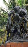 War memorial, Bamako
