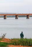 Pont des Martyrs, Fleuve Niger, Bamako, Mali