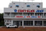 Chrysler Jeep dealer, Bamako, Mali
