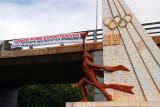 Mali Olympic Monument, Avenue de la Liberté, Bamako