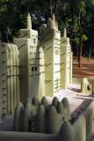 Model of the Djenné Mosque