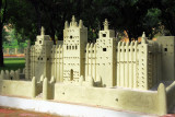 Model of the Djenné Mosque, Mali National Museum
