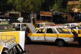 Taxis in Bamako, Mali