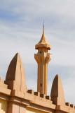 Minaret of the Grand Mosquée, Bamako
