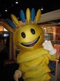 Modhesh, the Dubai Shopping Festival mascot