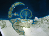 Nakheel map of Palm Jebel Ali and