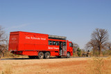 Rotel Tours of Germany expedition bus, Das Rollende Hotel