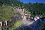 Mesa Falls, Henry's Fork of the Snake River, Idaho