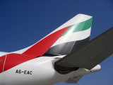 Emirates A330-200 A6-EAC