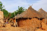 Village 25km south of Kayes, Mali