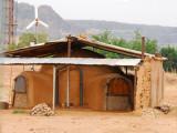 Large outdoor ovens, Diamou, Mali