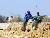 Fulani boys, Mali