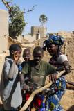 Kids in Kotaka, Mali