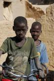 Boys in Kotaka, Mali