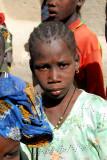 Girl in Kotaka, Mali