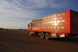 Rotel 20-passenger truck, Niger